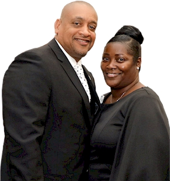 Pastor and Leading Lady Bryan