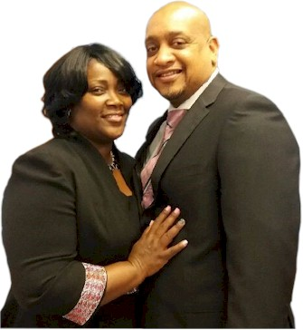 Pastor and First Lady Bryan